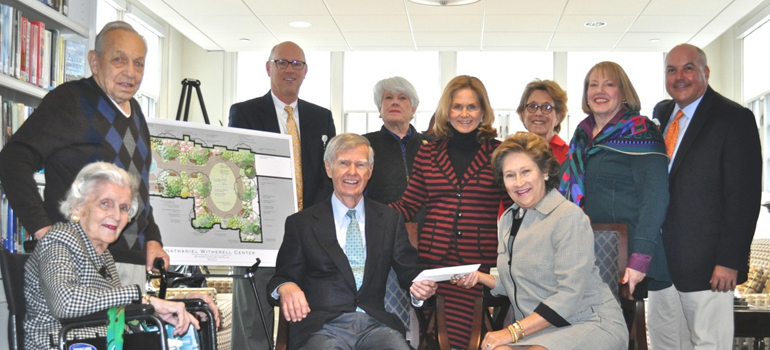 Hortulus Supports Witherell's Project Renew with a Major Donation