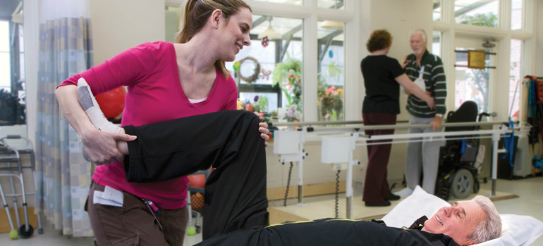 Top Five Reasons Why Inpatient Rehab is the Best Choice After Major Surgery, Trauma, or Illness
