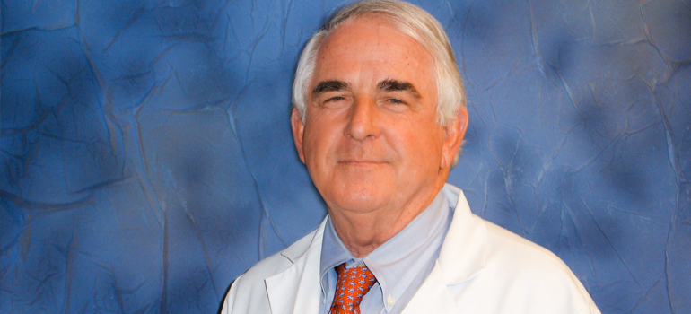 Meet Dr. Francis X. Walsh, Nathaniel Witherell's Medical Director