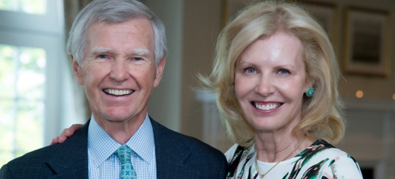 Celebratory Dinner Honors David G. Ormsby for his 10-Year Leadership of Witherell Board
