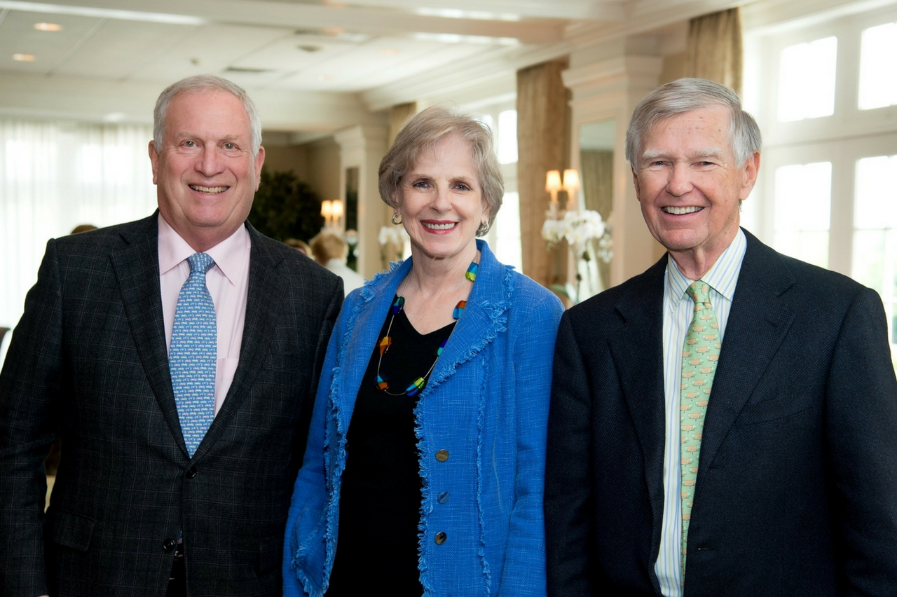 Jane Bryant Quinn Offers Sage Investment Advice at Nathaniel Witherell Luncheon
