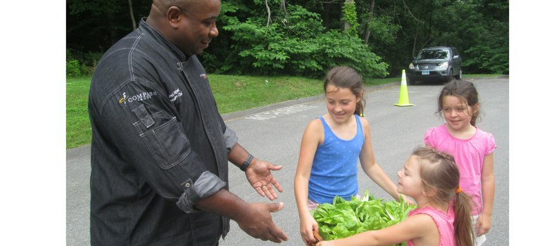 Nathaniel Witherell's Culinary Wellness Garden Puts Locally Sourced Produce on The Menu