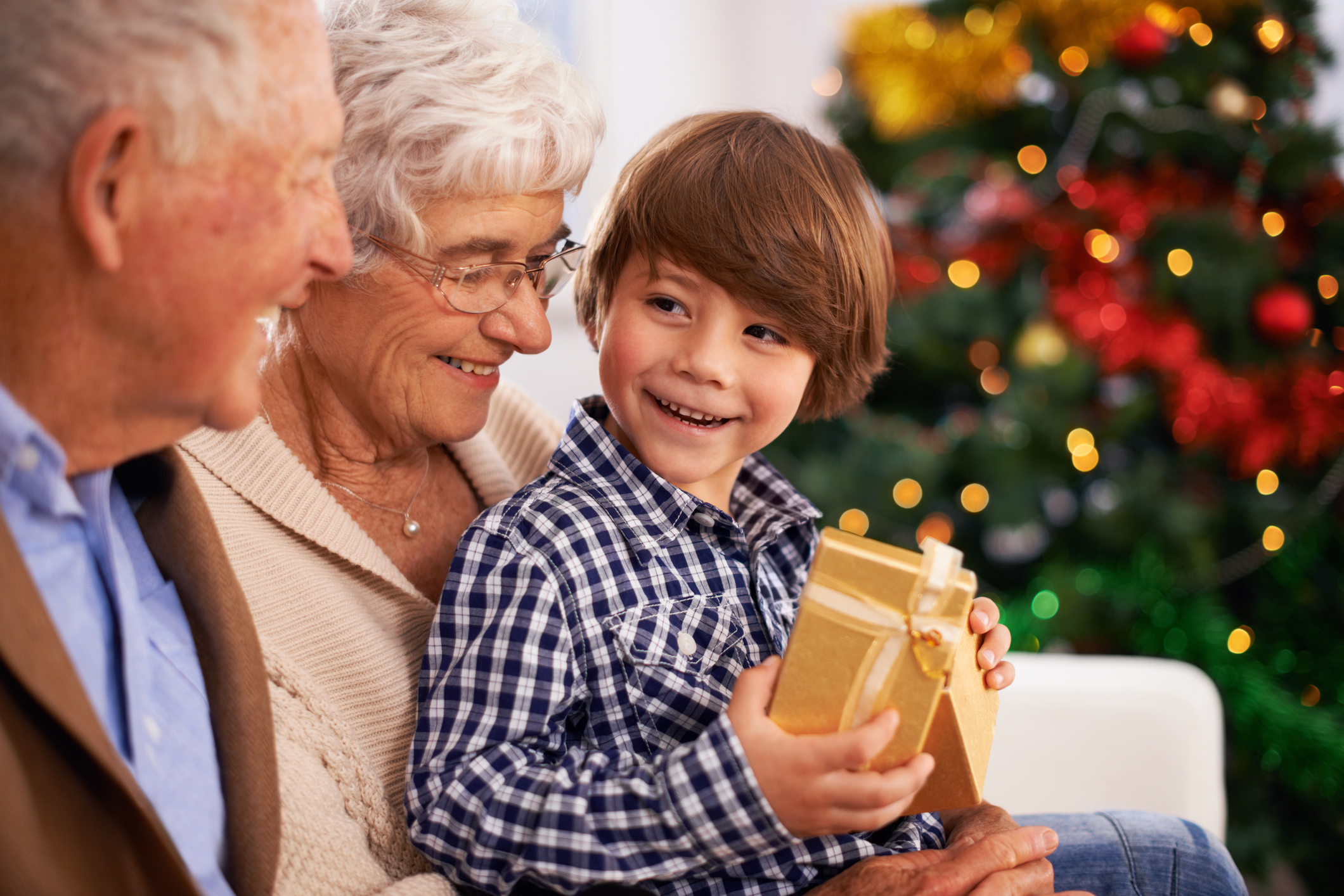 Share Holiday Magic With A Loved One In Skilled Nursing