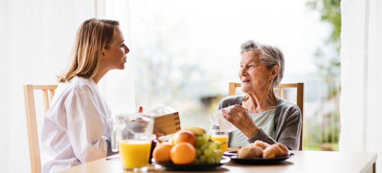 Seniors Need Good Nutrition: Here's How to Encourage a Healthy Appetite