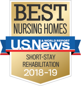 US News Best Nursing Home 2017-2018