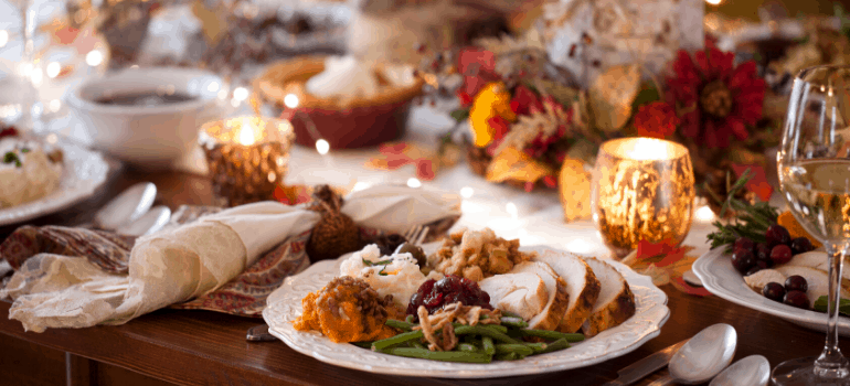 Good Nutrition for a Happy Thanksgiving!                                            By Nicolle Cucco, MS, RD, CDN