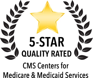 The Nathaniel Witherell Receives Five-Star Rating
