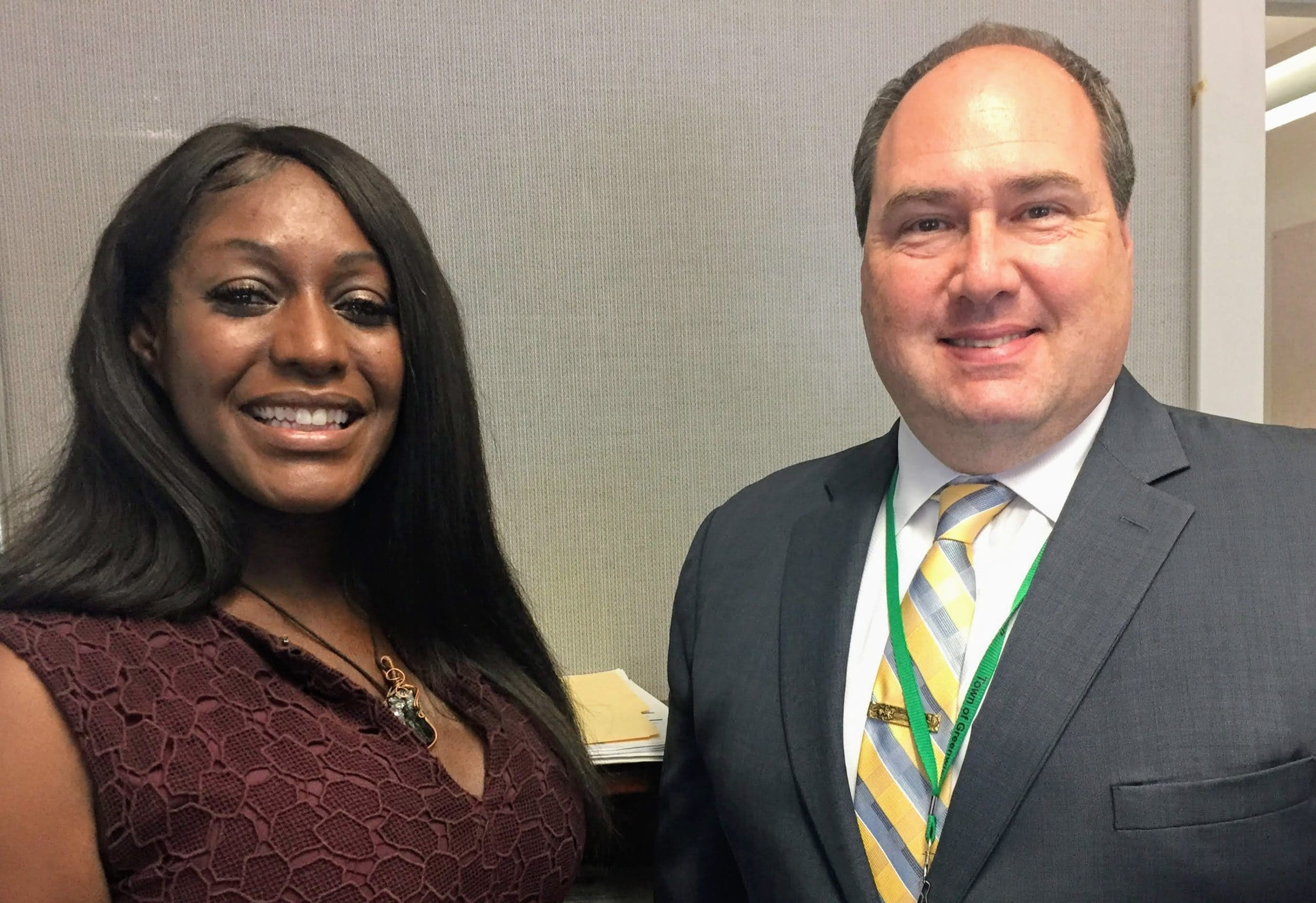 Welcome to the Witherell: Nadia Benson, RN and Nunzio Raimo