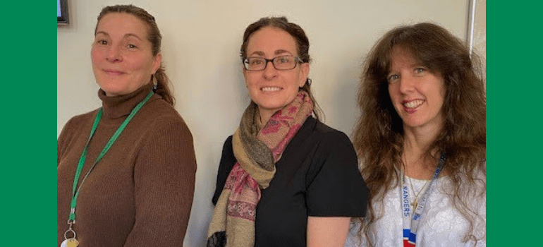 The Witherell's Social Workers: A Team That (Literally) Does it All!