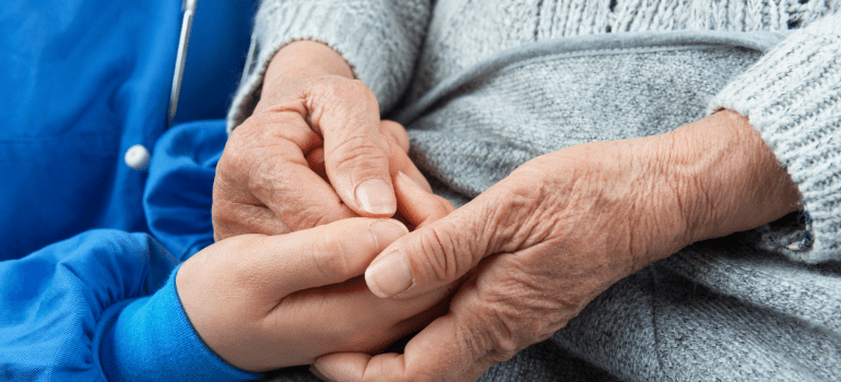 Witherell's Nurses: Care Delivered with Compassion and Skill