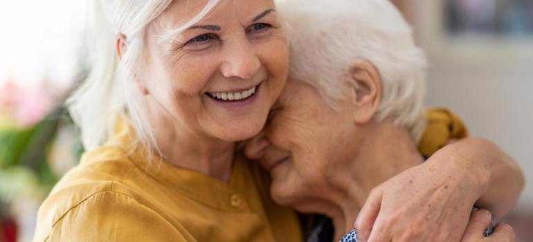 Reuniting With Senior Family Members: What to Know and Do