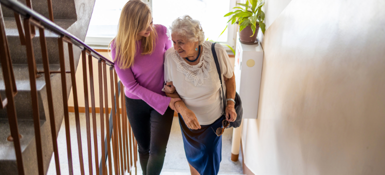 How to Prevent Falls Among Older Adults